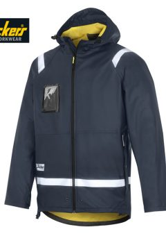 8200 pu coated rain jacket