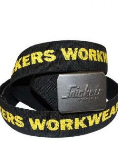 Snickers Logo Belt 9005 8