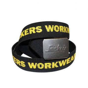 Snickers Logo Belt 9005 1