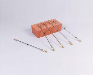 Mechanical Brass Wall Tie