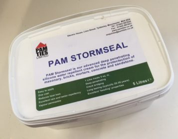 Stormseal Masonry Protection 1
