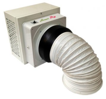Positive Input Ventilation (PIV) - Loft Mounted Unit 1