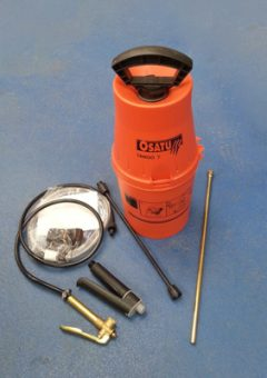 Economy DPC pump / applicator 2