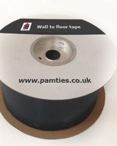 Wall to floor tape - 150mm x 10m 2