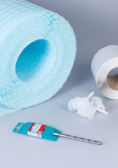 Damp Proof Membrane Kit - 1x20 Metre 4