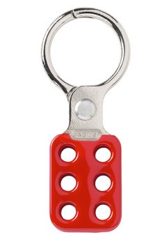 752 Aluminium Lockout Hasp Big 38mm (1.5in) - ABU00340 3