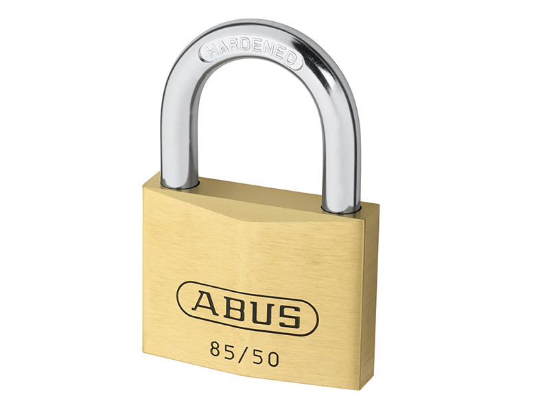 85/50mm Brass Padlock Keyed Alike 2745 - ABUKA02478 1