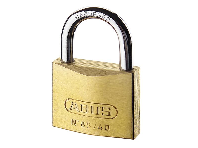 85/70mm Brass Padlock Keyed Alike 121 - ABUKA02498 1