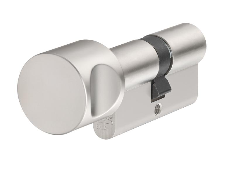 KE60NP Euro Thumbturn Cylinder Nickel Pearl Z40mm / K50mm Visi - ABUK60N4050C 1