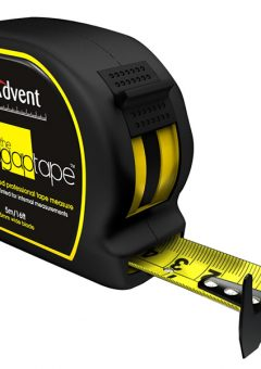 2-In-1 Double Sided Gap Pocket Tape 5m/16ft (Width 25mm) - ADVAGT5025 2