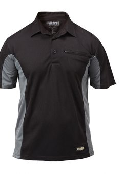 Dry Max Polo T-Shirt - L (46in) - APADMPL 1