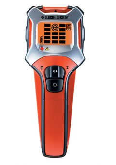 BDS303 Automatic 3 in 1 Stud  Metal & Live Wire Detector - B/DBDS303XJ 9