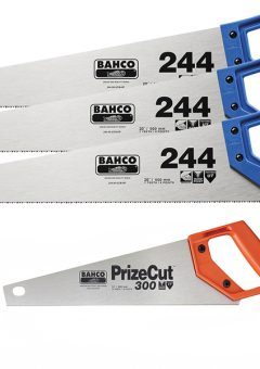 3 x 244 Hardpoint Handsaw 550mm (22in) & 1 x 300-14 Toolbox Saw 350mm (14in) - BAH244223300 10