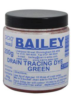 3589 Drain Tracing Dye - Green - BAI3589 7