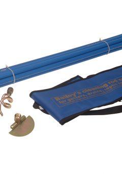 5431 Universal 3/4in Drain Rod Set 3 Tools Brass Fittings - BAI5431 2