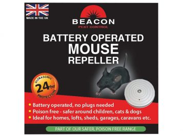 Mouse Repeller Battery Operated - BEAFM98 1