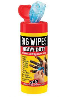 Scrub & Clean Wipes Tub of 40 - BGW2029 5