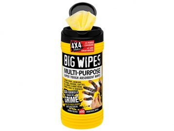 4x4 Multi-Purpose Cleaning Wipes Tub of 80 - BGW2410 1