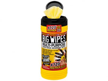 4x4 Multi-Purpose Cleaning Wipes Tub of 120 - BGW2412 1