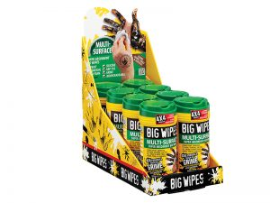 Workshop Cleaners & Wipes