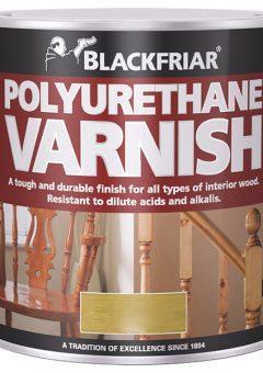 Polyurethane Varnish P40 Light Oak Gloss 250ml - BKFPVGLO250 4