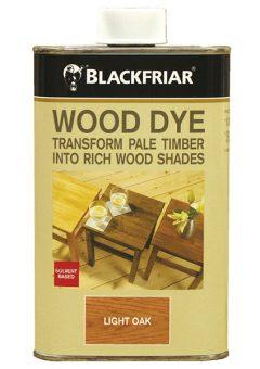 Wood Dye Dark Jacobean 250ml - BKFWDDJ250 1