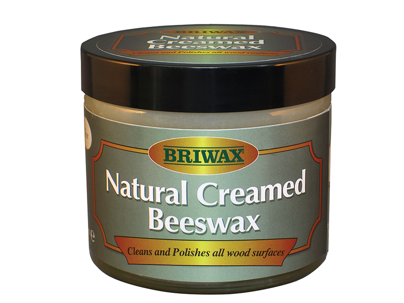 Natural Creamed Beeswax Clear 250ml - BRWNCBW250CL 1