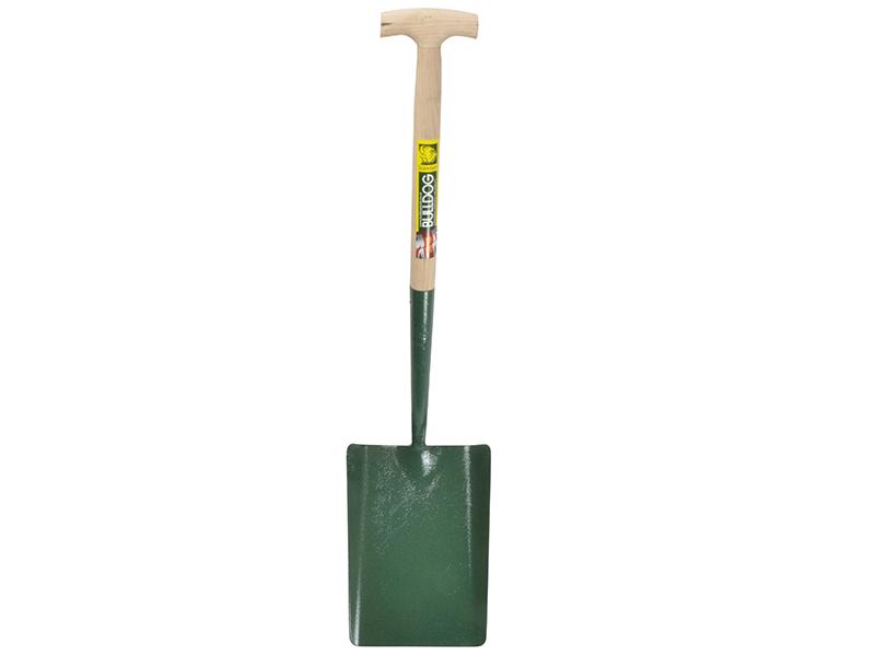 Solid Socket Taper No.2 T Shovel 5TM2T - BUL5TM2T 1