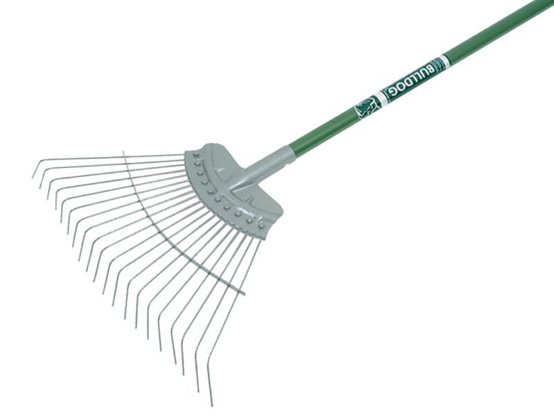 Evergreen Lawn Rake Aluminium Shaft - BUL7105 1
