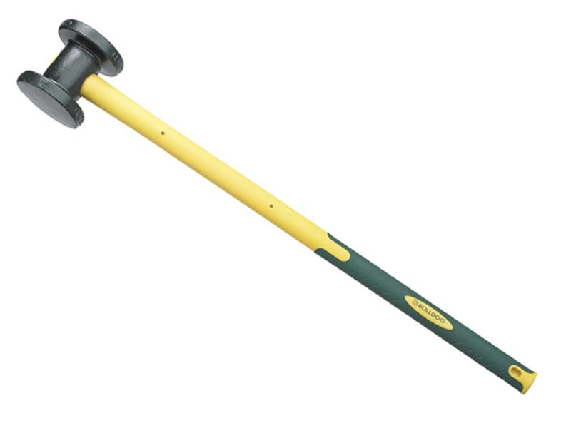 FM14 Fibreglass Handle Fencing Maul 6.35kg (14lb) - BULFM14F 1