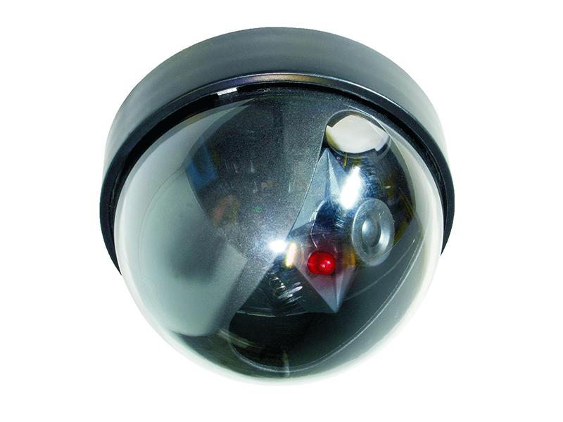 CS44D Dummy Dome Camera with Flashing Light - BYRCS44D 1