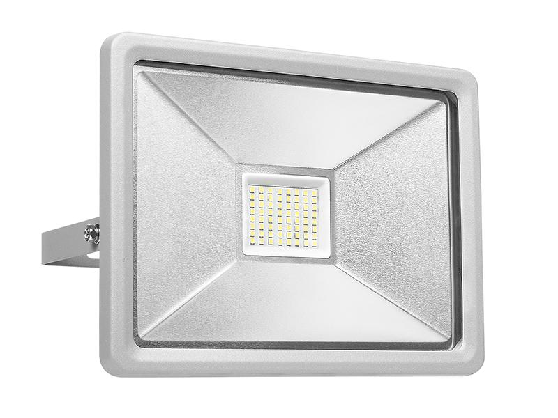 Ultra Slim Integrated LED Floodlight 50 Watt 4150 Lumen - BYRFL1DOB50 1