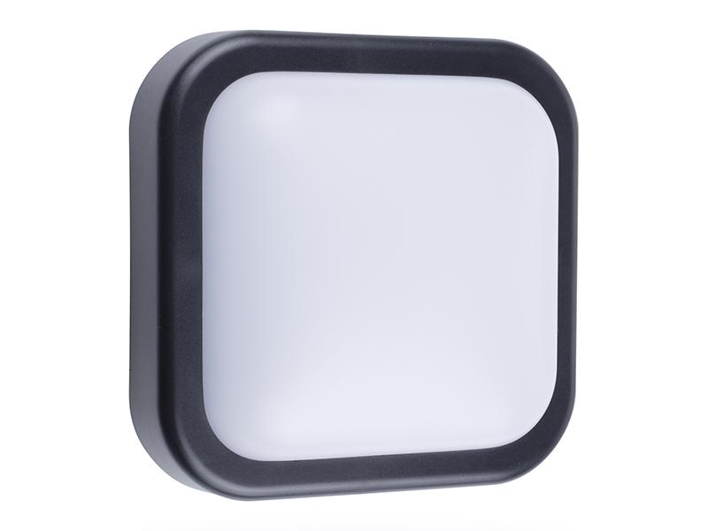 Square LED Bulkhead 10 Watt 700 Lumen - BYRGOL002HB 1