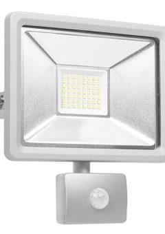 Ultra Slim Integrated LED Floodlight With Sensor 30 Watt 2500 Lumen - BYRSL1DOB30 7