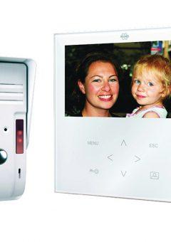 VD71 Video Door Intercom Elegant Touch - BYRVD71 2