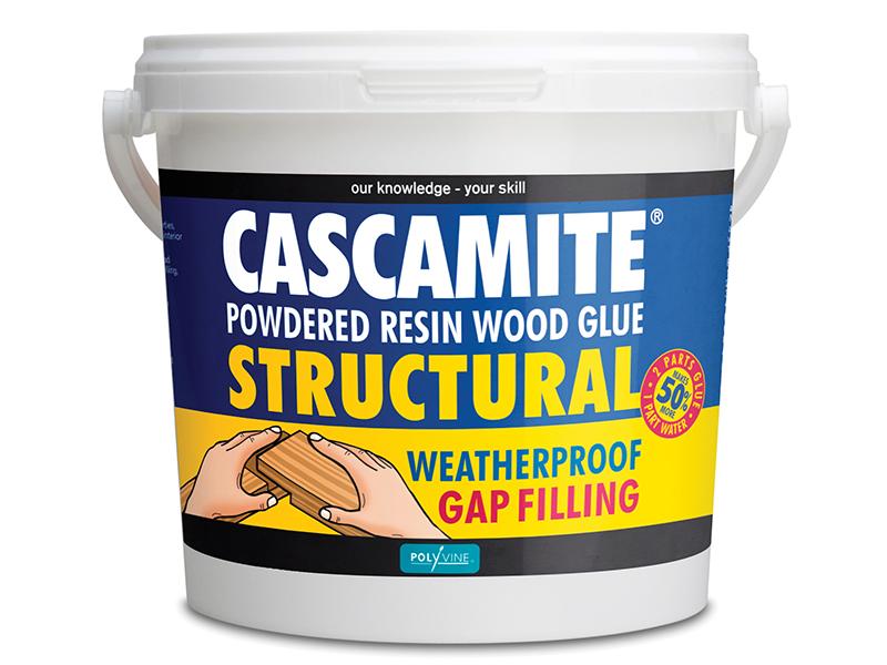 Cascamite One Shot Structural Wood Adhesive Tub 1.5kg - CAS15KG 1