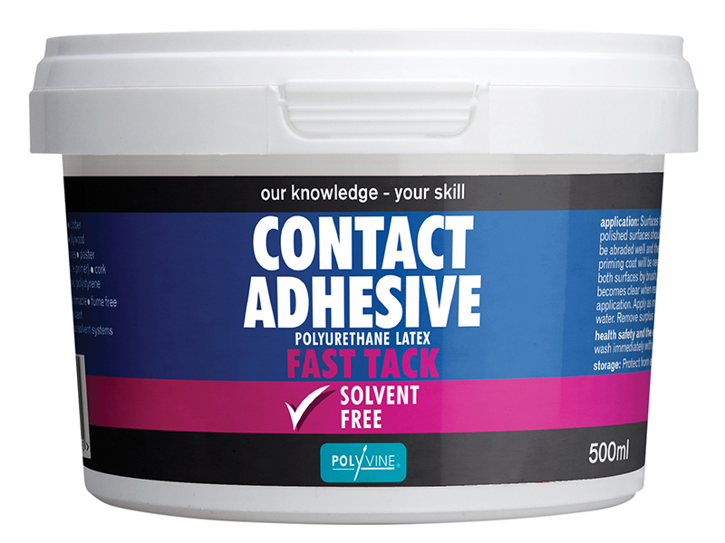 Cascatact SF Fast Contact Adhesive 500ML - CASCA500 1