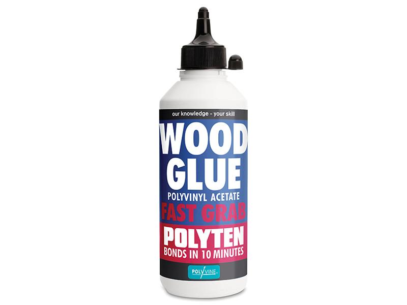 Cascarez Fast Grab Wood Adhesive 500ml - CASFGWG500 1