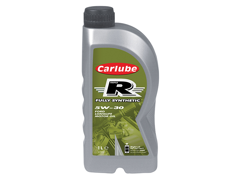 Triple R 5W-30 Fully Synthetic Ford Oil 1 Litre - CLBXRJ001 1