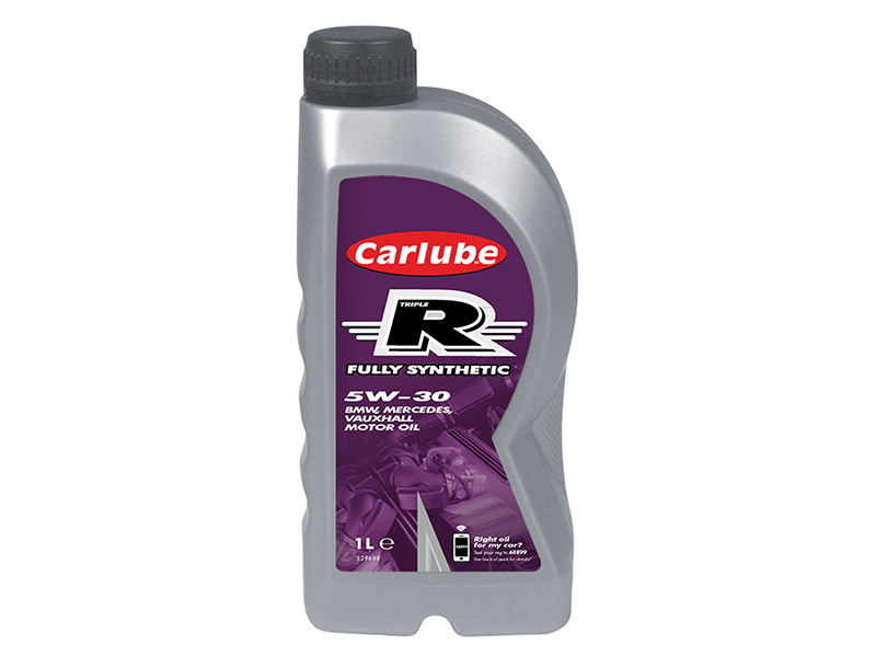 Triple R 5W-30 Fully Synthetic BMW Oil 1 Litre - CLBXRT001 1