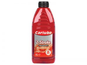 2 Stroke Motorcycle Oil 1 Litre in stock at Builders SuperStore - get yours today!