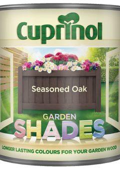 Garden Shades Seasoned Oak 2.5 litre - CUPGSSO25L 12
