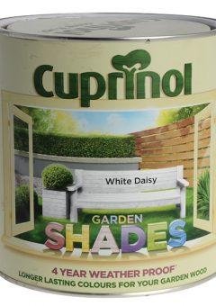 Garden Shades White Daisy 2.5 litre - CUPGSWD25L 5