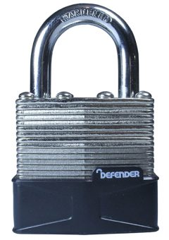 Laminated Padlock 40mm - DEFLAM40 2