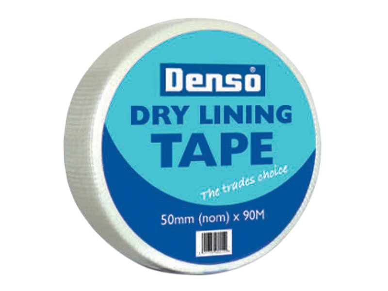 Dry Lining Tape 50mm x 90m - DENDLT5090 1