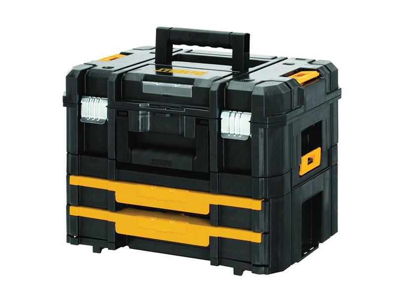 TSTAK™ Toolbox Combo Set (TSTAK™ II & TSTAK™ IV) - DEW170702 1