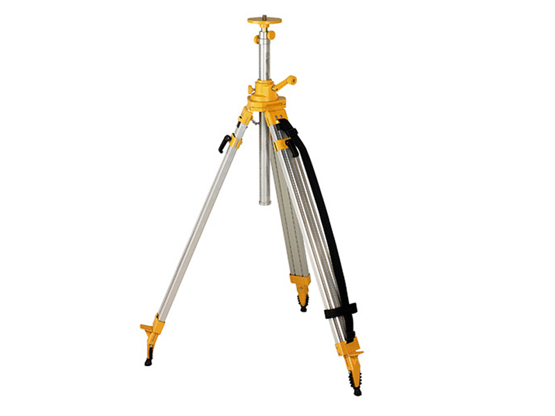 DE0735 5/8in Thread Construction Tripod 115 - 300cm - DEWDE0735 1