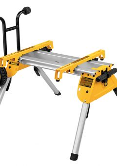 DE7400-XJ Heavy-Duty Rolling Table Saw Stand - DEWDE7400 4