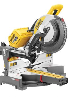 DHS780N FlexVolt XR Brushless Mitre Saw 305mm 18/54V Bare Unit - DEWDHS780N 3