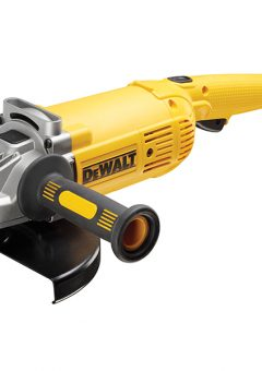 DWE492K Angle Grinder 230mm in Kitbox 2200W 110V - DEWDWE492KL 5